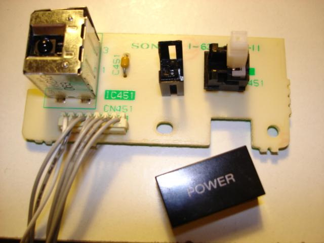 bouton power