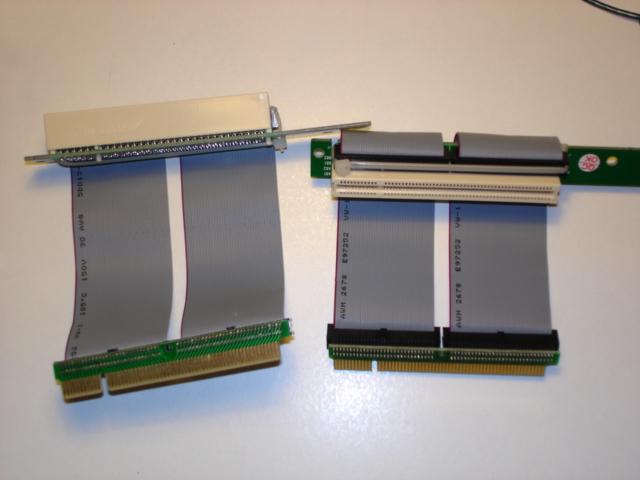 riser PCI souple