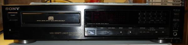 Platine CD pour HTPC