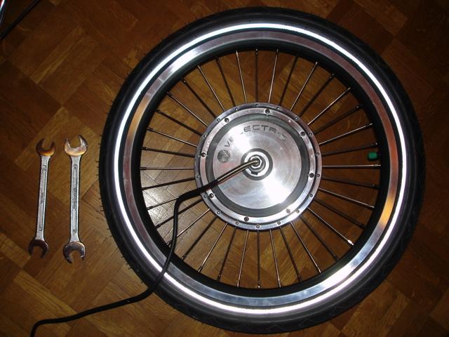 roue motoris�e