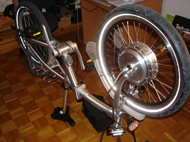 nouvelle roue