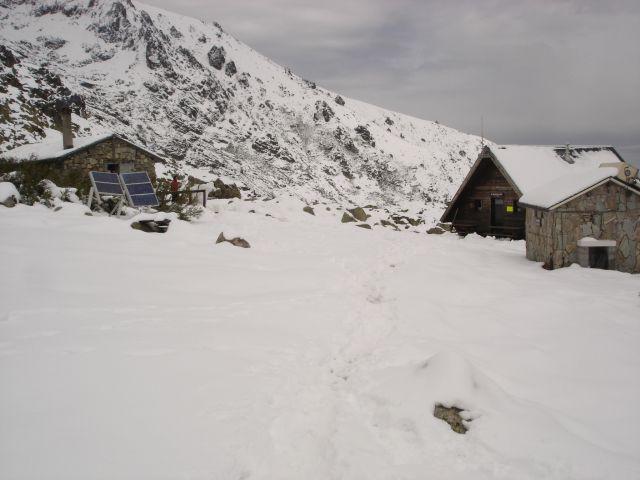 40 cm de neige
