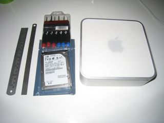 Mac mini hard drive upgrade