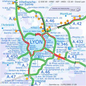 Lyon en rade