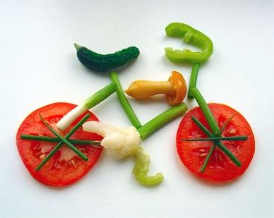 velo et alimentation